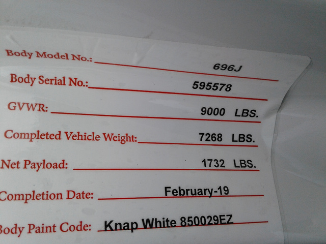 2018 Ram 2500 Regular Cab 4x4,  Knapheide Service Body #10554 - photo 30