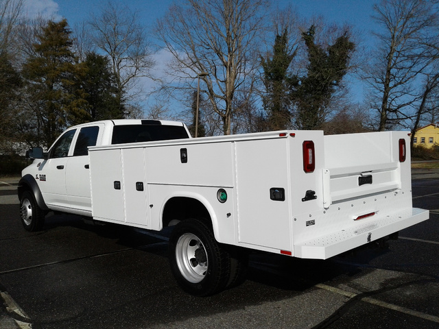 2018 Ram 5500 Crew Cab DRW 4x4,  Knapheide Service Body #10621 - photo 2