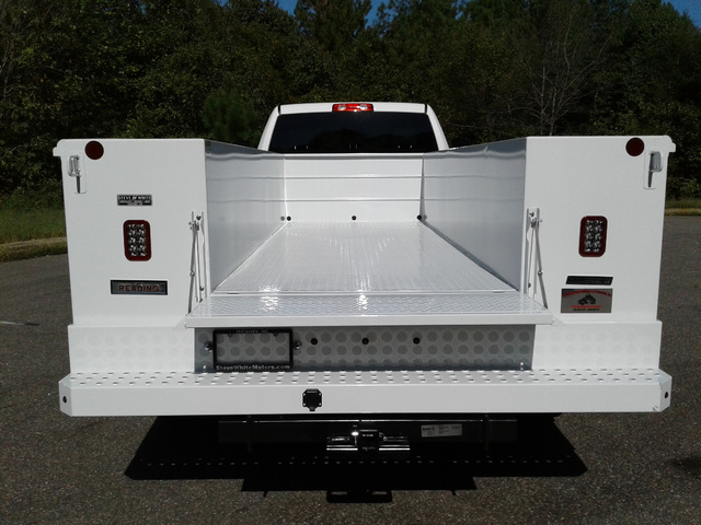 2018 Ram 4500 Crew Cab DRW 4x2,  Reading Service Body #N9723 - photo 12