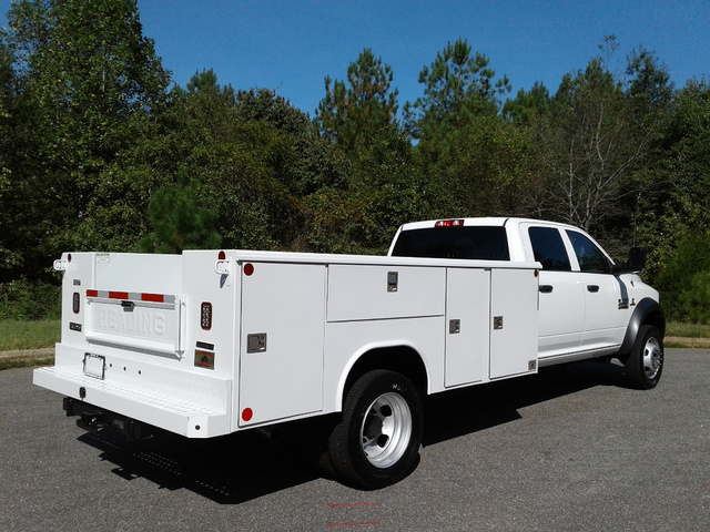 2018 Ram 4500 Crew Cab DRW 4x2,  Reading Service Body #N9723 - photo 7