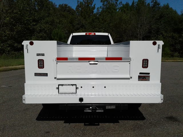 2018 Ram 4500 Crew Cab DRW 4x2,  Reading Service Body #N9723 - photo 8