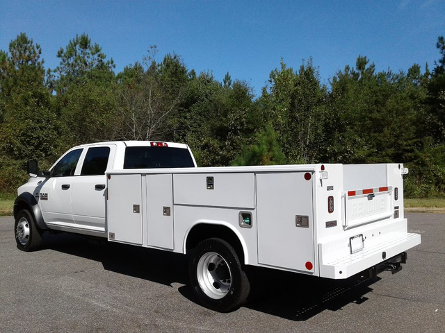 2018 Ram 4500 Crew Cab DRW 4x2,  Reading Service Body #N9723 - photo 2