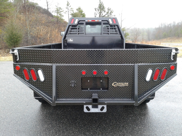 2018 Ram 4500 Regular Cab DRW 4x4,  Carolina Custom Products Platform Body #N9812 - photo 8