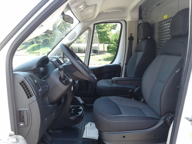 2018 ProMaster 1500 Standard Roof FWD,  Adrian Steel Upfitted Cargo Van #N9830 - photo 11