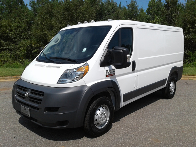 2018 ProMaster 1500 Standard Roof FWD,  Adrian Steel Upfitted Cargo Van #N9830 - photo 1