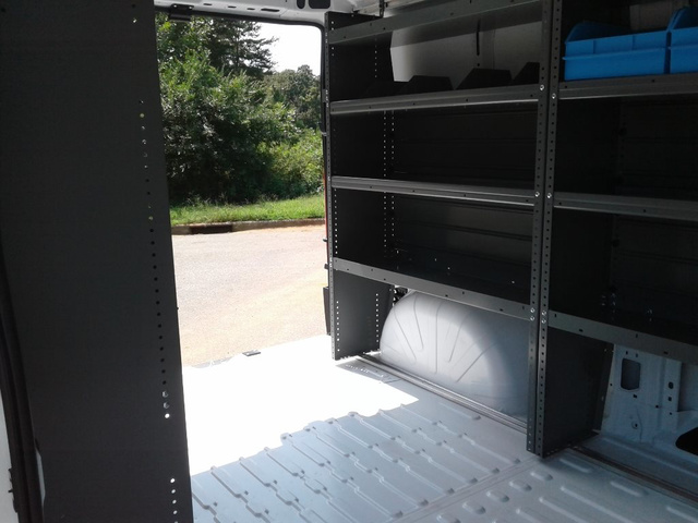 2018 ProMaster 1500 Standard Roof FWD,  Adrian Steel Upfitted Cargo Van #N9830 - photo 25