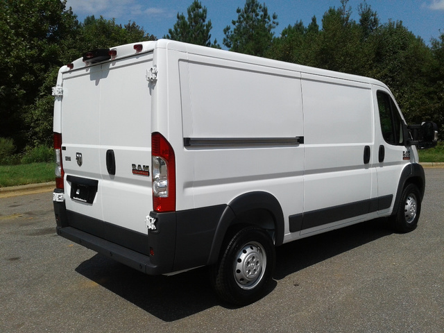 2018 ProMaster 1500 Standard Roof FWD,  Adrian Steel Upfitted Cargo Van #N9830 - photo 7