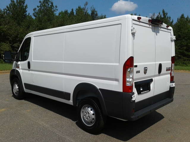 2018 ProMaster 1500 Standard Roof FWD,  Adrian Steel Upfitted Cargo Van #N9830 - photo 9