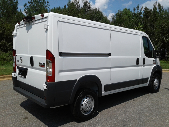 2018 ProMaster 1500 Standard Roof FWD,  Adrian Steel Upfitted Cargo Van #N9831 - photo 7