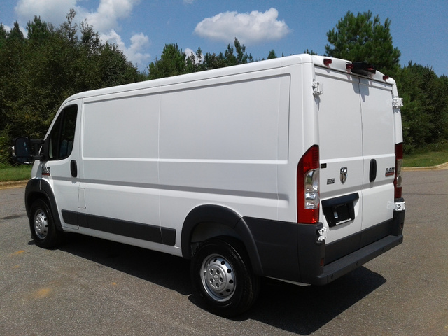2018 ProMaster 1500 Standard Roof FWD,  Adrian Steel Upfitted Cargo Van #N9831 - photo 9
