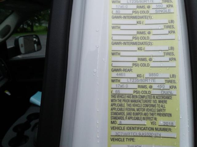 2018 Ram 3500 Crew Cab DRW 4x4,  Knapheide Service Body #N9972 - photo 30
