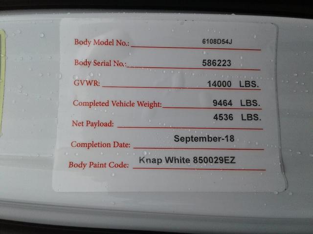 2018 Ram 3500 Crew Cab DRW 4x4,  Knapheide Service Body #N9972 - photo 31