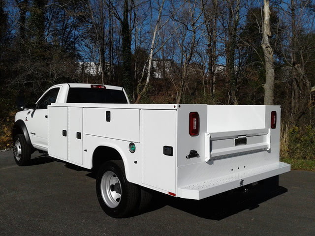 2020 Ram 5500 Regular Cab DRW 4x4, Knapheide Service Body #S12193 - photo 1