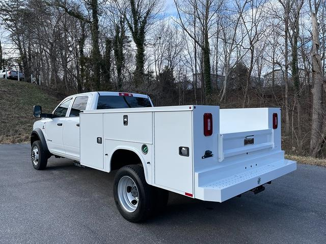2020 Ram 4500 Crew Cab DRW 4x4, Knapheide Service Body #S12267 - photo 1