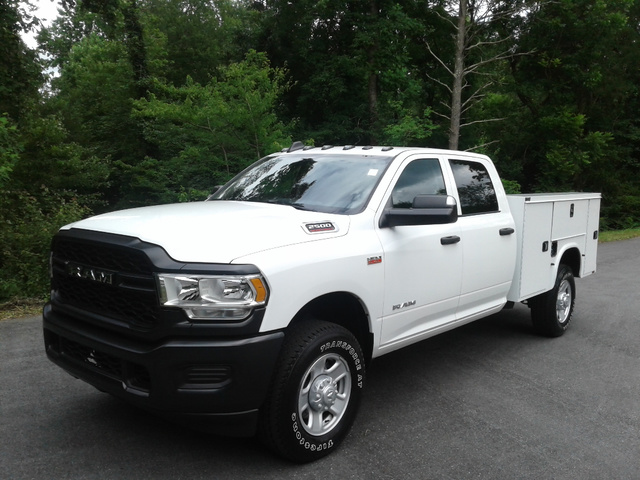 2020 Ram 2500 Crew Cab 4x4, Knapheide Service Body #S12276 - photo 1