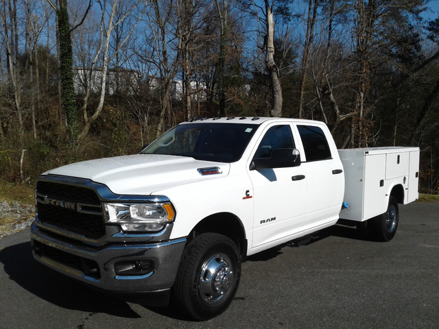 2020 Ram 3500 Crew Cab DRW 4x4, Knapheide Service Body #S12817 - photo 1