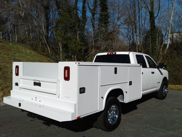 2020 Ram 3500 Crew Cab DRW 4x4, Knapheide Steel Service Body #S12817 - photo 13