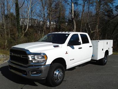 2020 Ram 3500 Crew Cab DRW 4x4, Knapheide Steel Service Body #S12817 - photo 1
