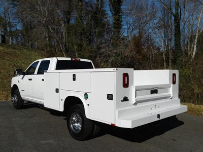 2020 Ram 3500 Crew Cab DRW 4x4, Knapheide Steel Service Body #S12817 - photo 2