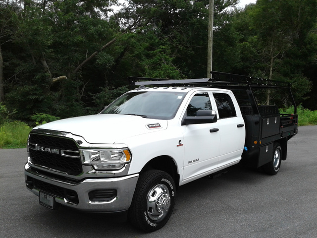 2020 Ram 3500 Crew Cab DRW 4x4, Freedom Contractor Body #S12894 - photo 1