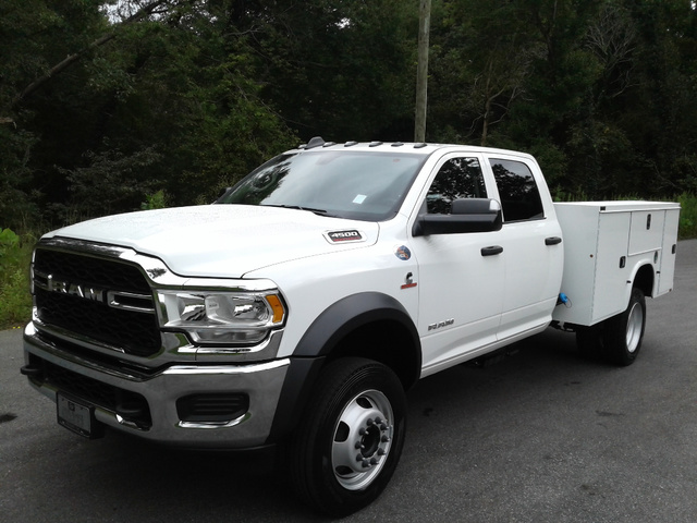 2020 Ram 4500 Crew Cab DRW 4x4, Knapheide Service Body #S13010 - photo 1