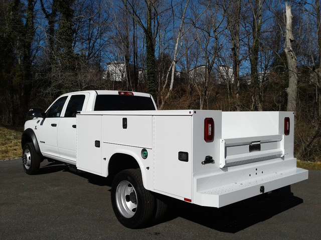 2020 Ram 4500 Crew Cab DRW 4x4, Knapheide Service Body #S13048 - photo 1