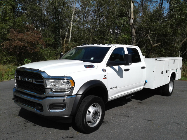 2020 Ram 5500 Crew Cab DRW 4x4, Knapheide Service Body #S13057 - photo 1