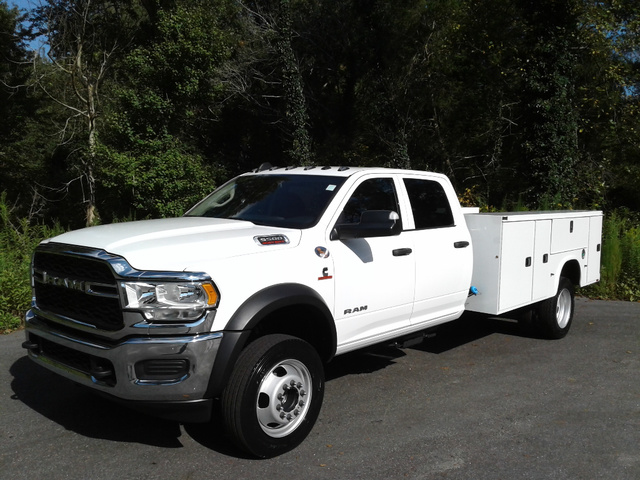 2020 Ram 5500 Crew Cab DRW 4x4, Knapheide Service Body #S13078 - photo 1