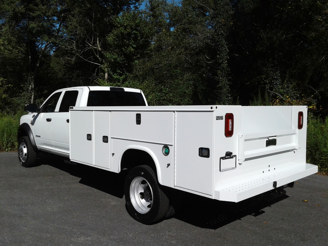 2020 Ram 5500 Crew Cab DRW 4x4, Knapheide Service Body #S13079 - photo 1