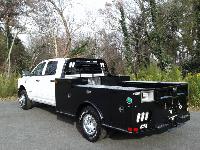 2020 Ram 3500 Crew Cab DRW 4x4, CM Truck Beds Hauler Body #S13333 - photo 1