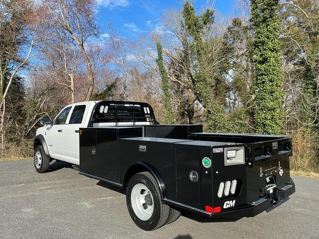 2020 Ram 5500 Crew Cab DRW 4x4, CM Truck Beds Hauler Body #S13712 - photo 1