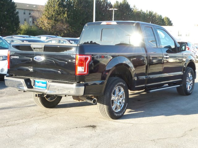 2017 F-150 Super Cab 4x4, Pickup #MF0001N - photo 1