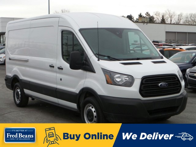 2019 Transit 250 Med Roof 4x2, Empty Cargo Van #MF0020N - photo 1
