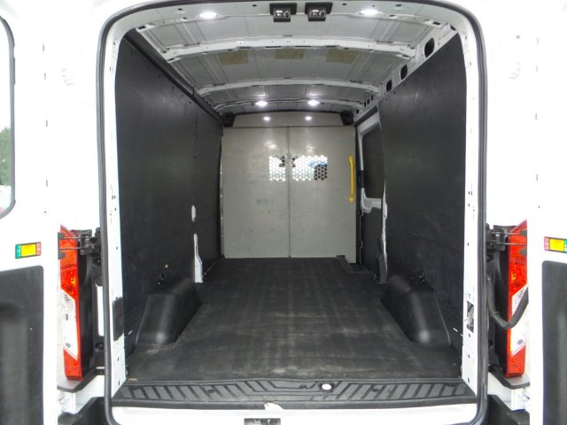 2019 Transit 250 Med Roof 4x2, Empty Cargo Van #MF0020N - photo 2