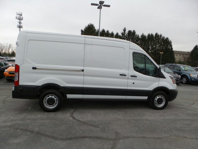 2019 Transit 250 Med Roof 4x2, Empty Cargo Van #MF0020N - photo 9