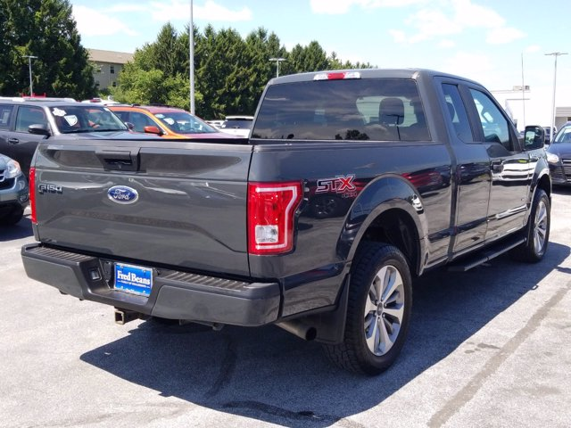 2017 Ford F-150 Super Cab 4x4, Pickup #MF0083N - photo 2