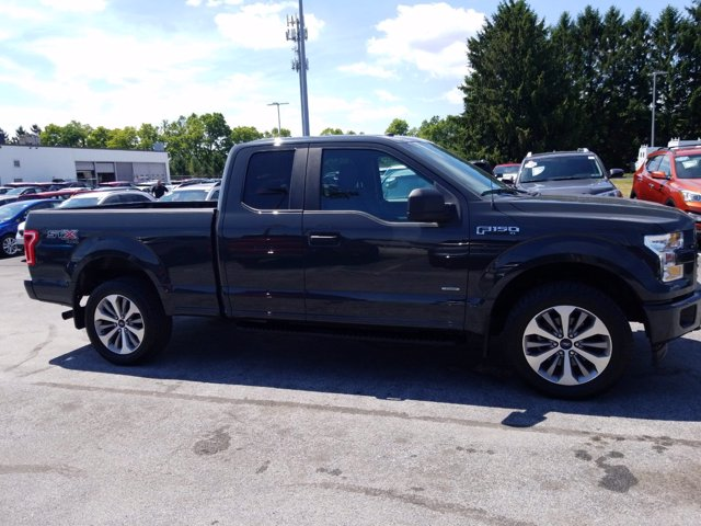 2017 Ford F-150 Super Cab 4x4, Pickup #MF0083N - photo 8