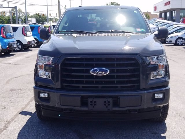 2017 Ford F-150 Super Cab 4x4, Pickup #MF0083N - photo 3