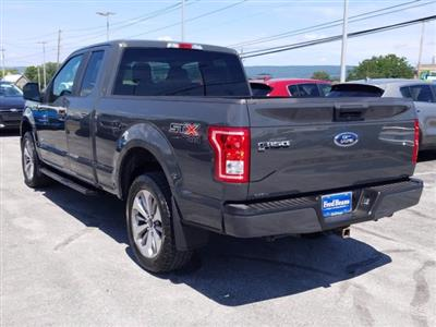 2017 Ford F-150 Super Cab 4x4, Pickup #MF0083N - photo 6