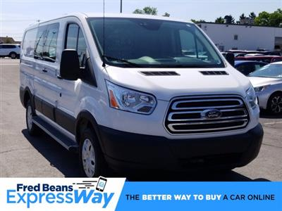 2019 Ford Transit 250 Low Roof RWD, Empty Cargo Van #MF0086P - photo 1