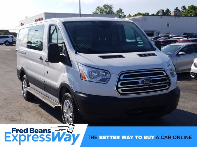 2019 Ford Transit 250 Low Roof RWD, Empty Cargo Van #MF0087P - photo 1