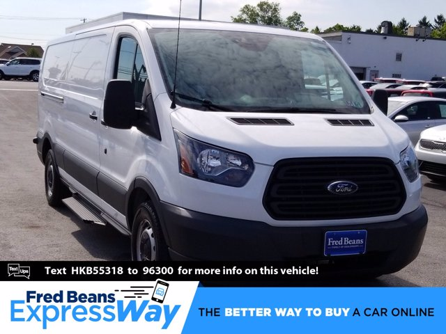 2017 Ford Transit 150 Low Roof RWD, Upfitted Cargo Van #MF0088P - photo 1