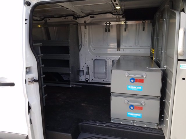 2017 Ford Transit 150 Low Roof RWD, Upfitted Cargo Van #MF0088P - photo 15