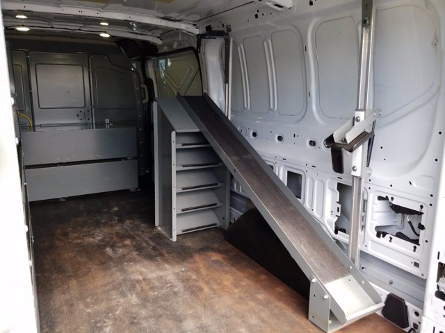 2017 Ford Transit 150 Low Roof RWD, Upfitted Cargo Van #MF0088P - photo 29