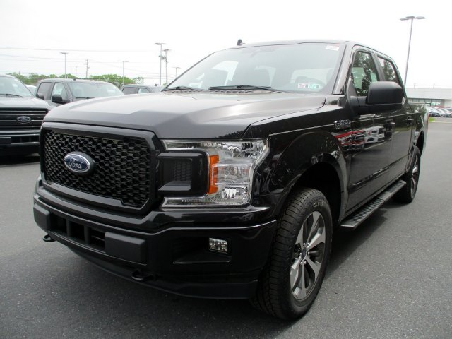 2020 F-150 SuperCrew Cab 4x4, Pickup #MF0092 - photo 4