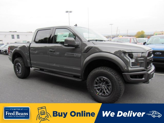 2020 F-150 SuperCrew Cab 4x4, Pickup #MF0093 - photo 1