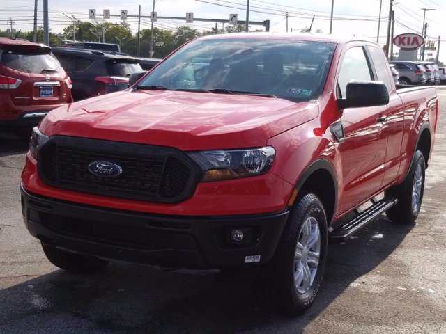 2020 Ford Ranger Super Cab 4x4, Pickup #MF0117N - photo 4