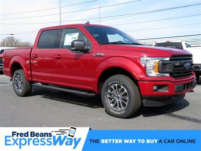 2020 F-150 SuperCrew Cab 4x4, Pickup #MF0131 - photo 1