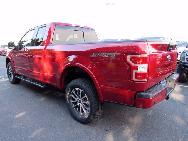 2020 F-150 Super Cab 4x4, Pickup #MF0135 - photo 6