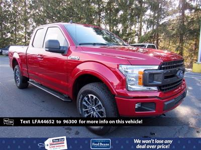 2020 F-150 Super Cab 4x4, Pickup #MF0135 - photo 1
